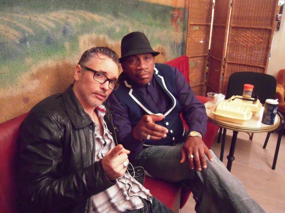 John Lee Hooker Jr & Laurent Mercier