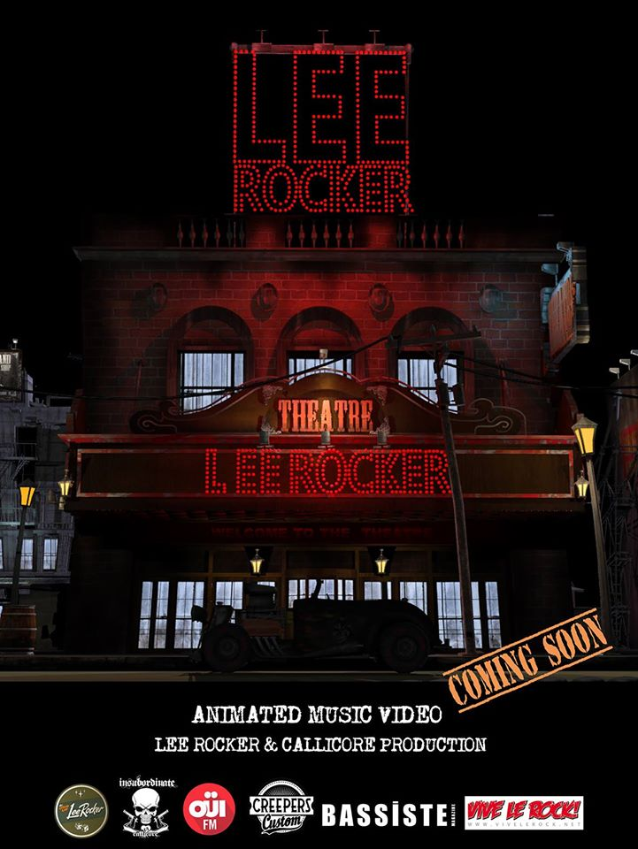 Lee Rocker, new video, coming soon!