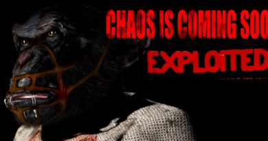 «CHAOS IS MY LIFE» TEASER