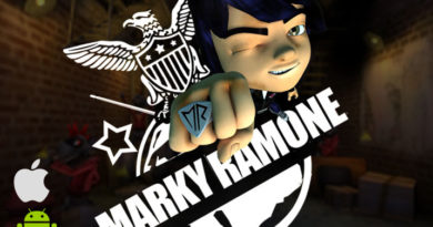 "Marky Ramone ""The Game"" App"
